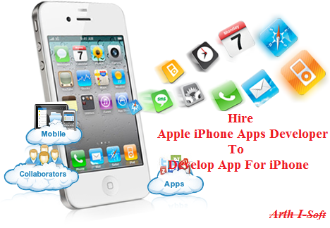 Hire Apple iPhone Applications Developers